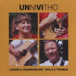 Label Demo-CD UNNIVITHO